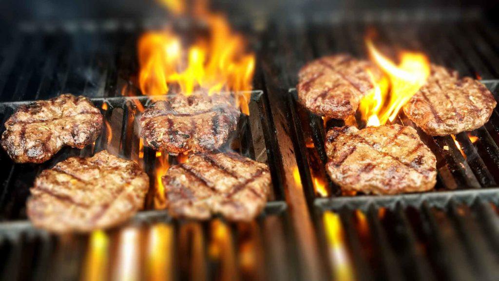 carne al fuoco